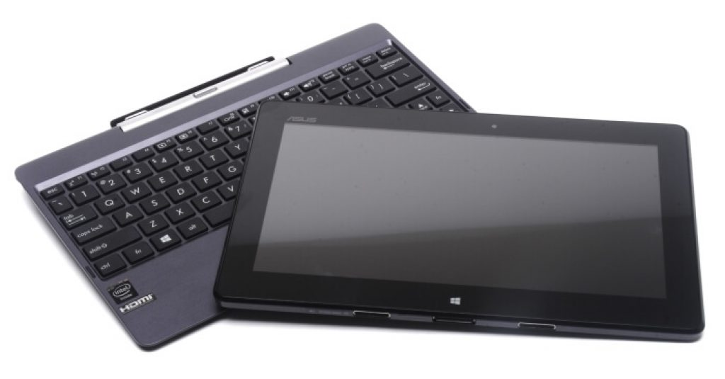 ASUS Transformer Book T100 chiếc notebook 2 in 1
