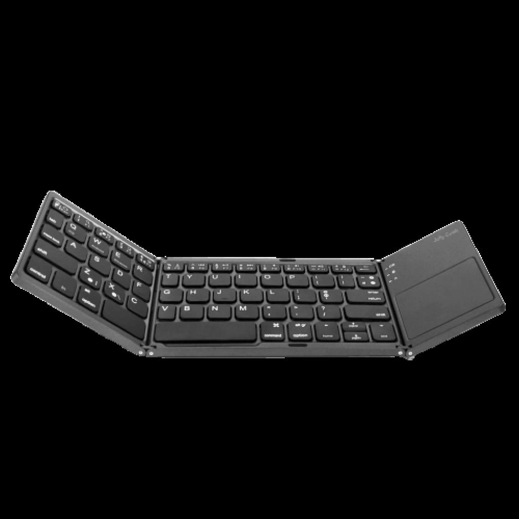 Bàn Phím Bluetooth Foldable Gấp gọn AB033