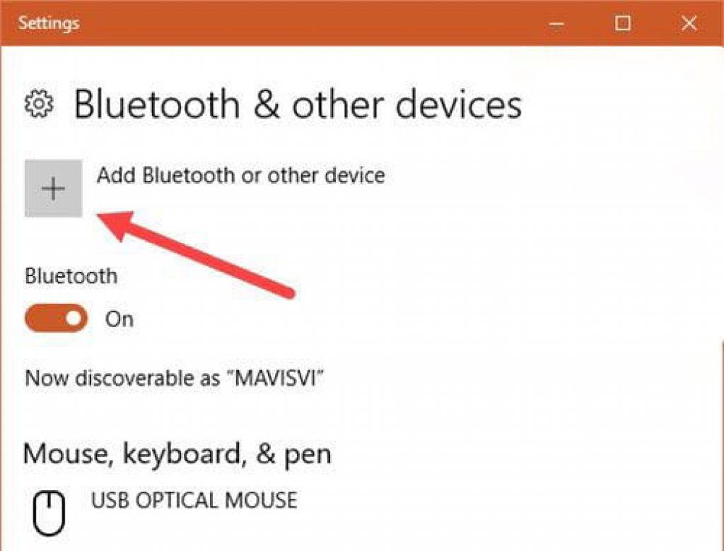 Kết nối tai nghe Bluetooth Sony với máy tính