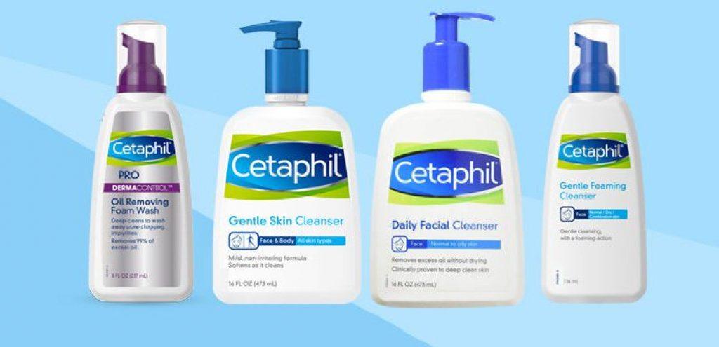 Sữa rửa mặt Cetaphil có tốt không? Sử dụng cho loại da nào?