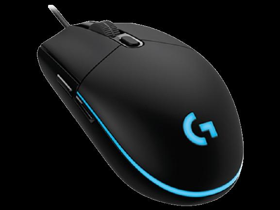 Đánh giá chuột Logitech G102