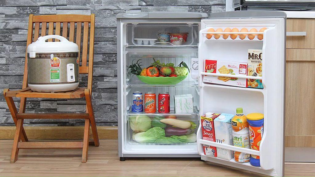 cách sử dụng tủ lạnh mini aqua hợp lí