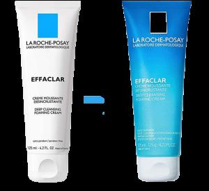 Sữa rửa mặt La Roche Posay Effaclar Deep Cleansing Foaming Cream