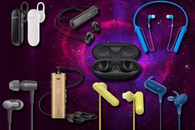 [Tư vấn] Nên mua tai nghe bluetooth Sony nào? Top 7 tai nghe bluetooth Sony tốt nhất.